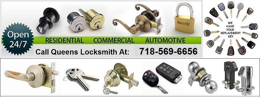 the best 24 hour Licensed Locksmith company 24 Hour for any kind of lockout and door repair or any kind of Commercial And Residential lock and locksmith service on the 187-04 Horace Harding Expy, Fresh Meadows, NY 11365